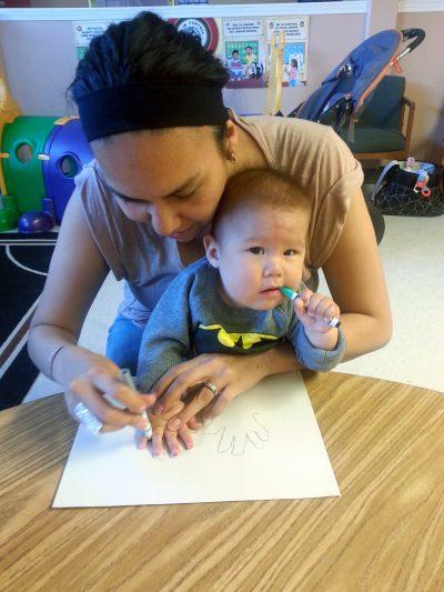 Language Nest Parent & Child